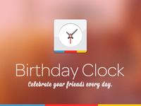 Birthday Clock Identity