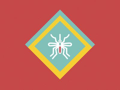 Mosquito - MN State Bird mosquito vector sam tapia im1984 state bird bug