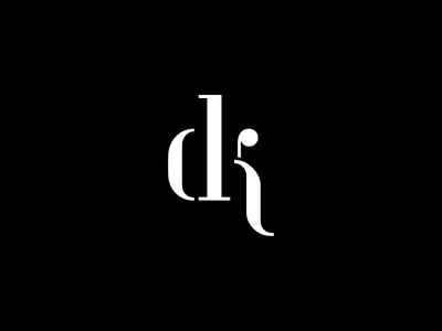 DK club dorkay logo letter mark