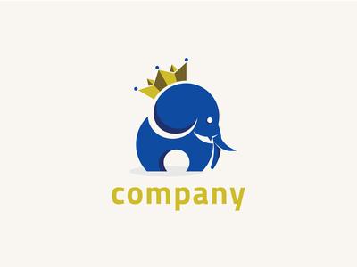 blue elephant king