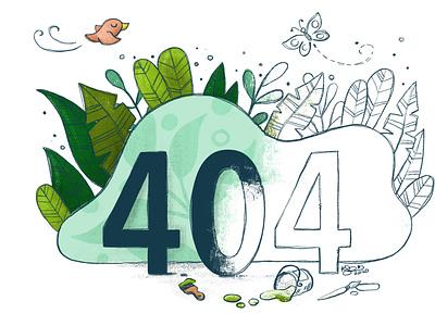 404 error page digital hand drawn apple pencil ipad pro procreate digital illustration illustration 404 error page 404 page 404