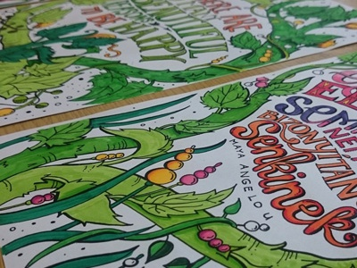 Hand drawn coloring sheets lettering hand lettering quote illustration hand drawn uniball drawing coloring sheets coloring