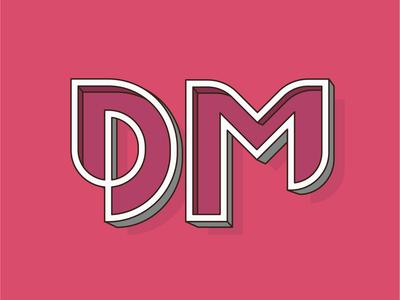 Daniel Marne's logo
