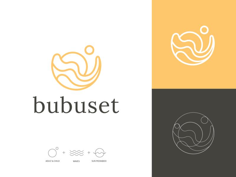Bubuset logo