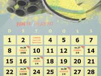 Fit Plan Calendar 2014 - Print Calendar