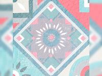 Mosaic Tiles Illustration 3/9