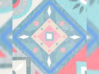 Mosaic Tiles Illustration 4/9