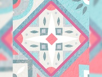 Mosaic Tiles Illustration 6/9