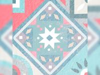 Mosaic Tiles Illustration 7/9