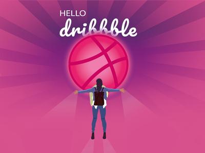 Hello, Dribble!