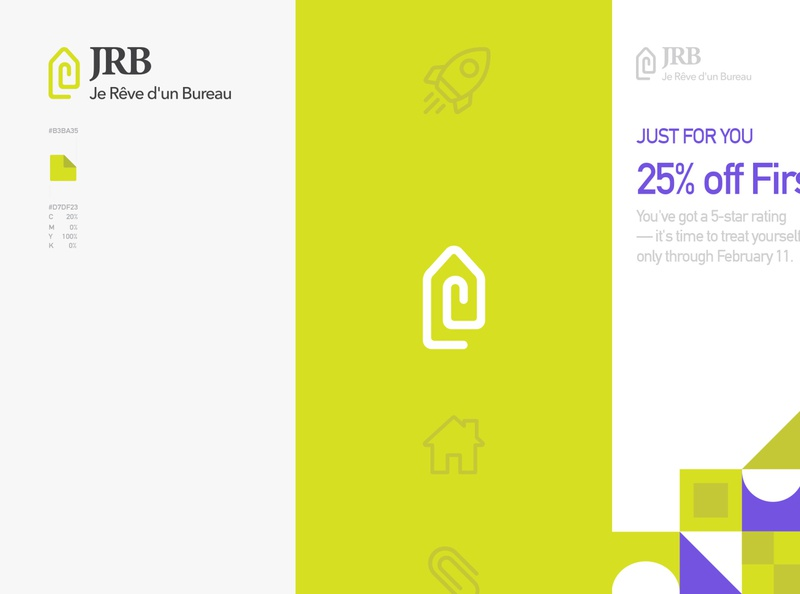 JRB graphicdesign graphic identity vector illustration app branding webdesign appdesign ux ui logodesign logo