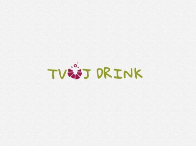 Your drink - logo design