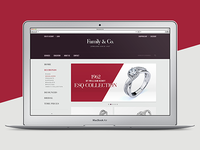 Family Jewelry Homepage