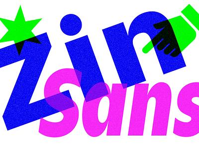 Zin Sans free magazine zine editorial layout typeface type design type sans-serif sans font carnokytype