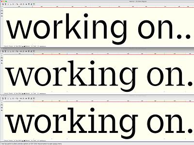 Zin type family zin sans zine serif slab sans typeface type design type font carnokytype