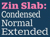 Zin Slab