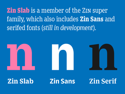Zin type family zine typeface type design serif sans slab magazine layout free font editorial carnokytype