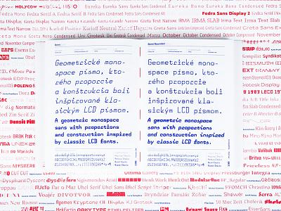 Fonts SK setup type ondrej job typefaces fonts typography publication scd fpu slovakia digital type slovak design center slovak arts council type design carnokytype