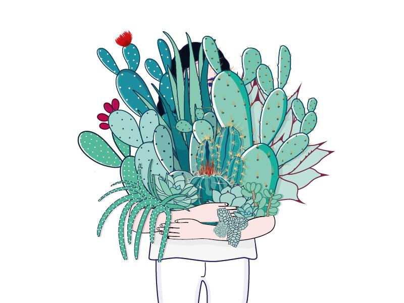 Cactus Boy Martha Fuq 1