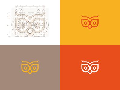 Owl / open book