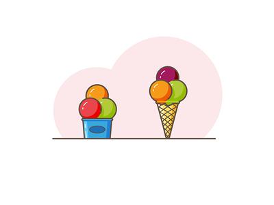 Ice cream time !