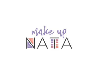 Logo for make up artist