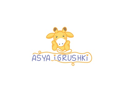 Logo for Amigurumi toy artist