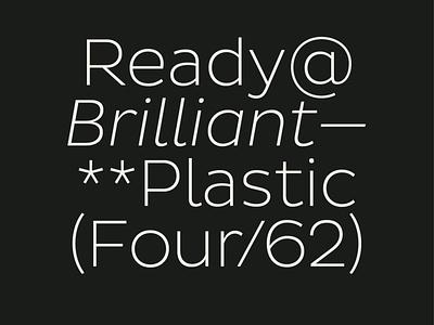 Pluto Sans — ExtraLight branding graphic design typo specimen weights thin light workhorse typefoundry hvdfonts hvd sanserif geometric sans typeface fonts typedesign typography