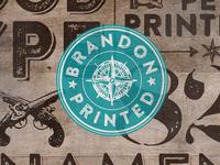 Brandon Printed