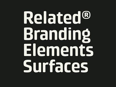 Klint Rounded typefamily technical rounded hvdfonts hvd type design sans vector branding ui logo design typography fonts typeface