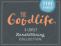 Goodlife Font Family