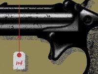 Pistol / Final colors and details