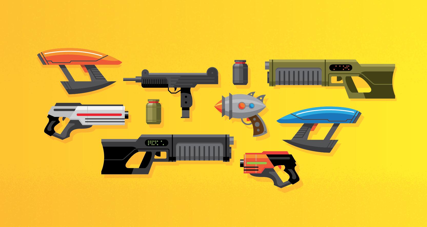 Guns n stuff full