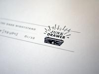 Junk Drawer / signature, stamp test
