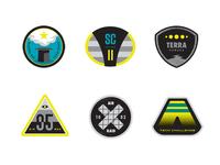 Sneaker Mission Badges 1
