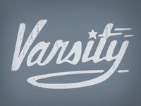 Varsity / Heritage mark explorations