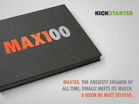 MAX100 / Launched on KICKSTARTER