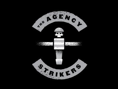 Design Gangs / The Agency Strikers