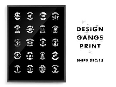Design Gangs / Print