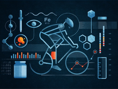 Bicycling Magazine / Data Junkies