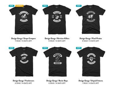 Design Gangs on Cotton Bureau