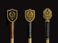 Tap Handle Explorations