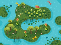 TWO DOTS / Swallowing Swamps