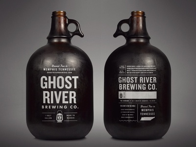 Ghost River / Growler