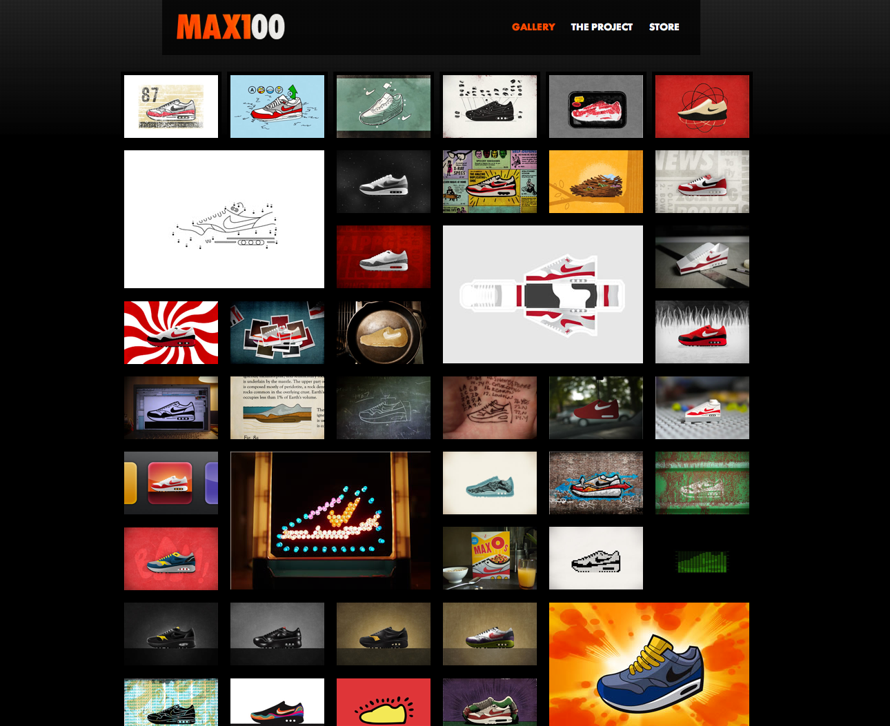 Max100 project site