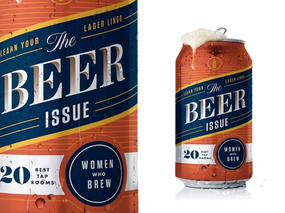 Baltimore Magazine Beer Issue