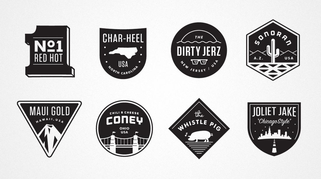 Jj badges