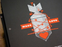 Wage Love poster