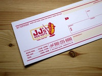 JJ's Red Hots Gift Certificate