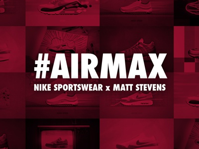 Airmax series launch